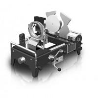 Машина с центратором для раструбной сварки труб и фитингов из ППР 50-160